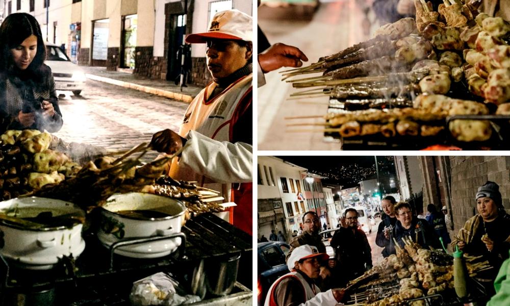 Cusco culinary tour