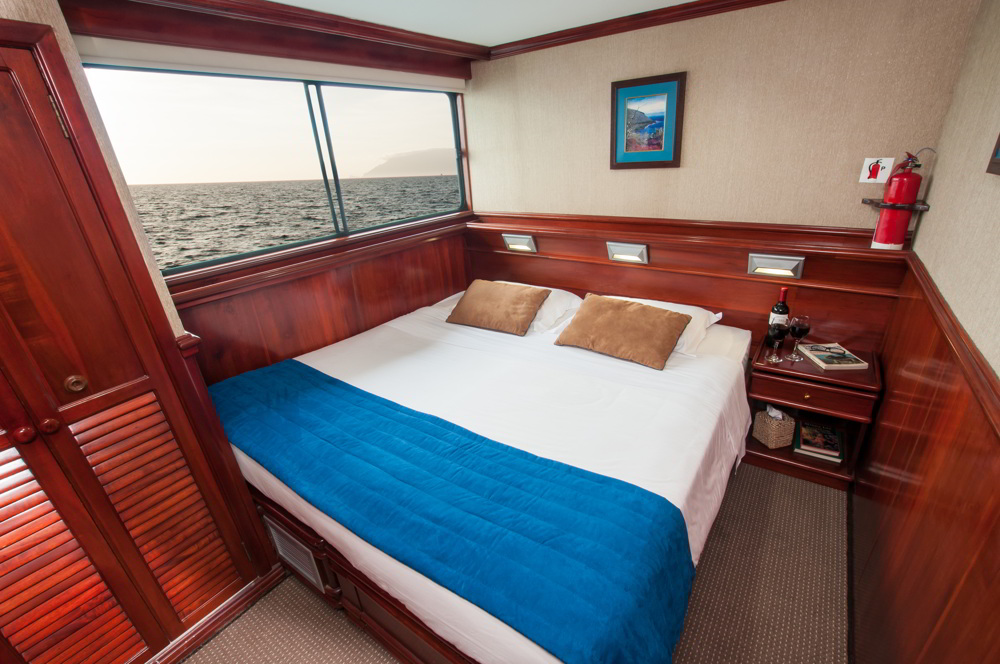 Galapagos Sky - cabin