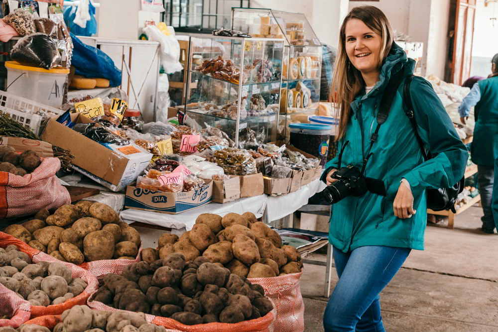 Peru culinary experience: Potato and Ají, Aracari Travel
