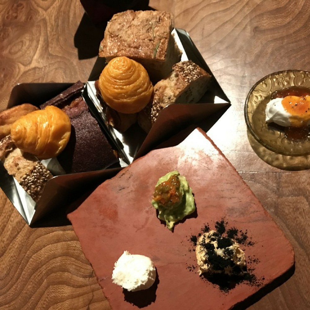 More bread at Best restaurants in Lima Peru