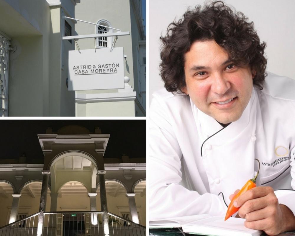 Astrid y Gaston best restaurants in lima peru chef and building
