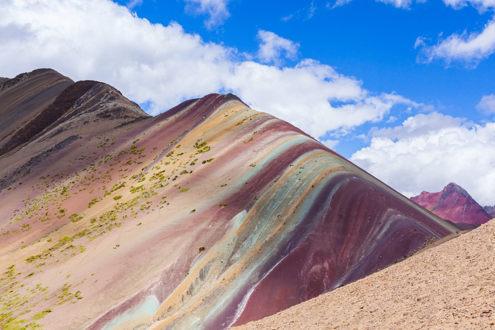 Exploring Rainbow Mountain Peru