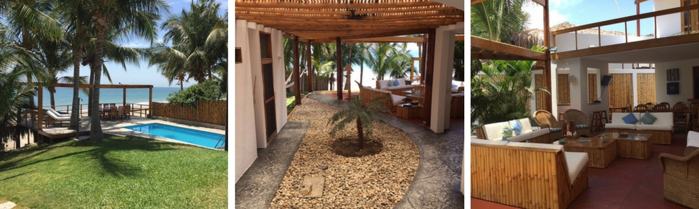 Best Private Villas Mancora- Casa Velamar