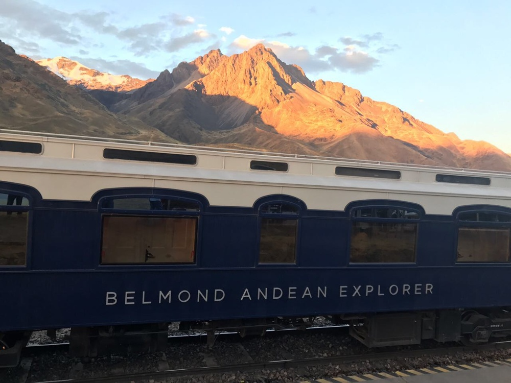 Luxury Train Peru - Belmond Andean Explorer Review