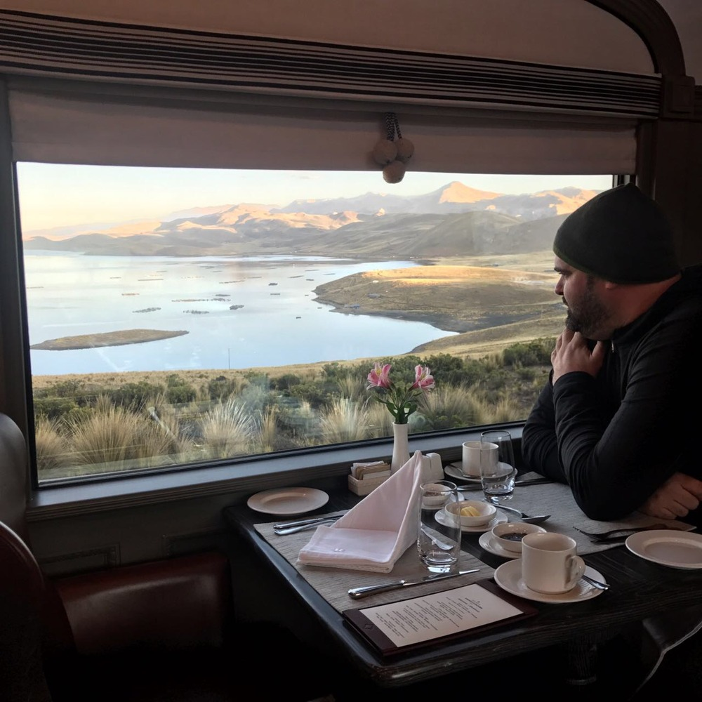 Luxury Train Peru - Matt Belmond Andean Explorer Review