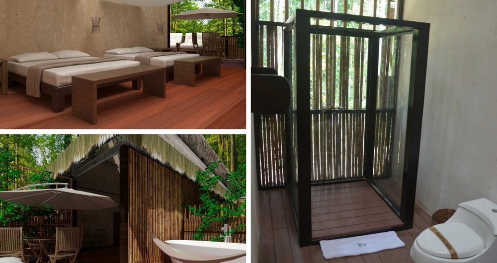 Luxury amazon lodge TRC accommodations
