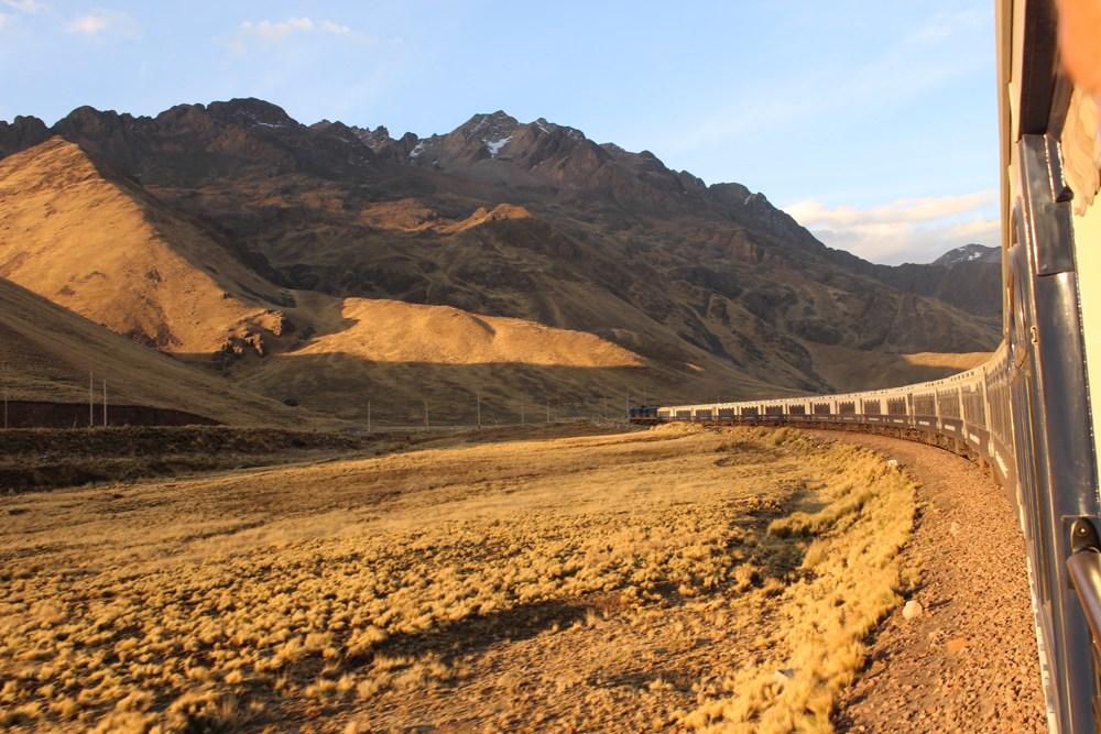 Belmond Andean Explorer: Luxury Train Peru