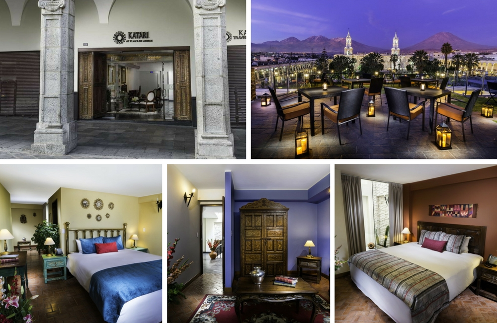 The Best Luxury Hotels Arequipa, Aracari Travel