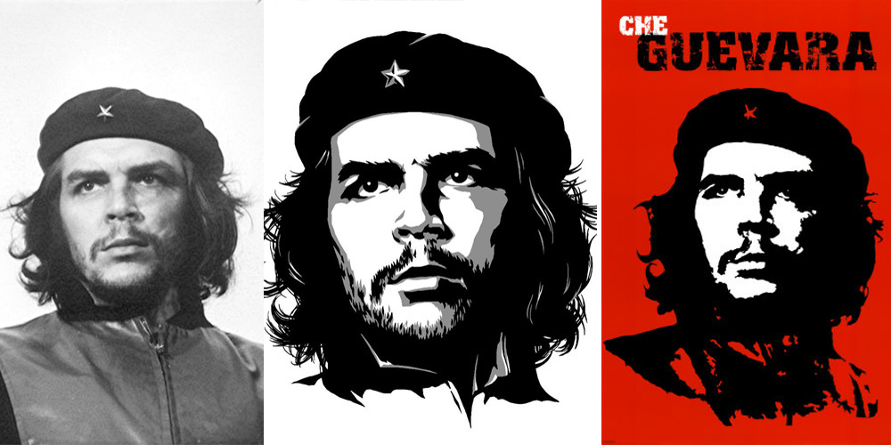 Che Guevara Collage