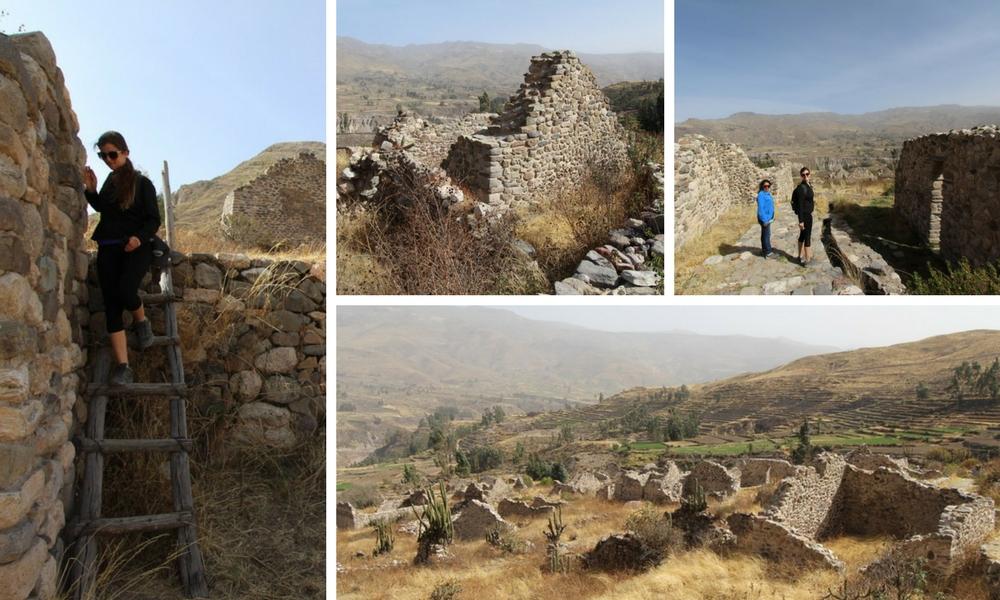 Uyo Uyo Ruins collage