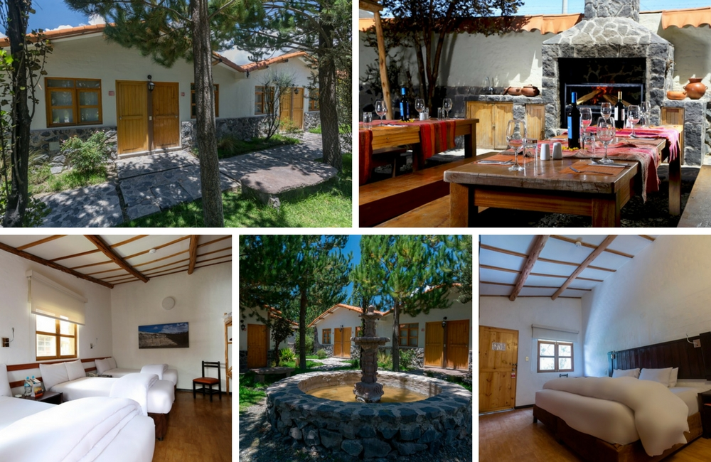 best luxury hotels in colca casa andina colca