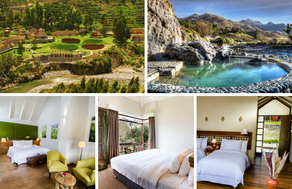 best luxury hotels in colca colca lodge