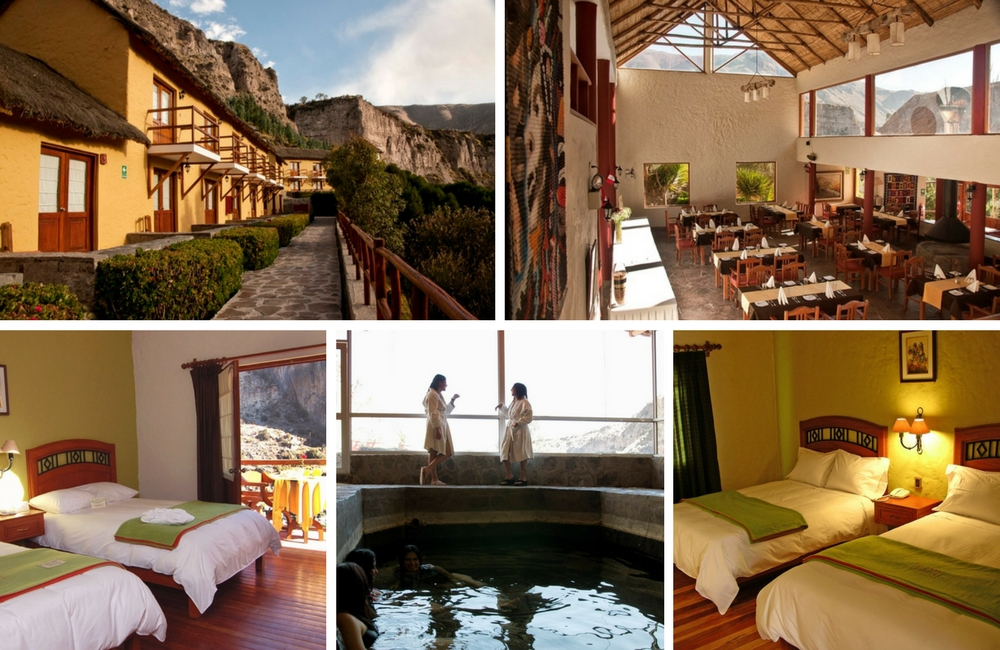 best luxury hotels in colca el refugio