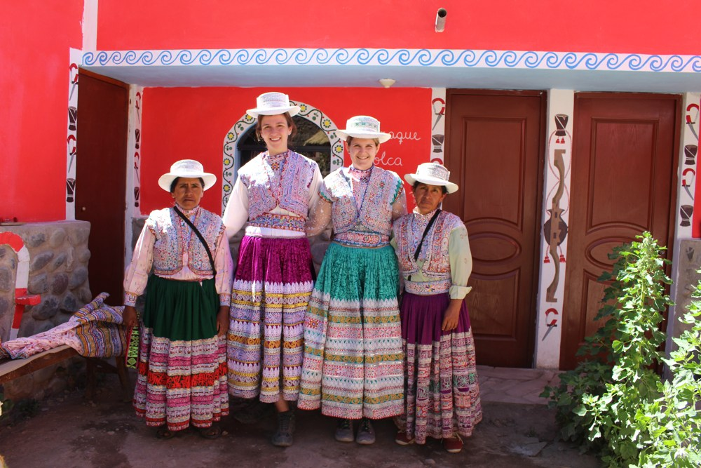 Community Based Tourism Colca, Aracari Travel