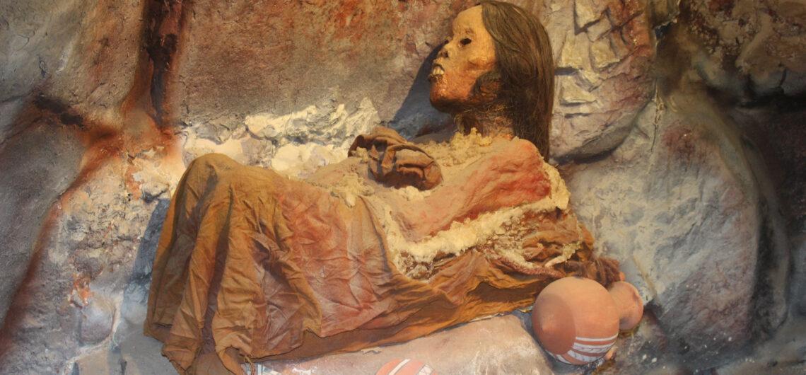 juanita mummy arequipa