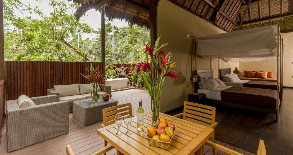best luxury amazon lodges peru feature
