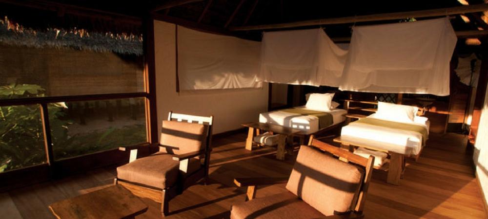 best luxury amazon lodges peru hacienda concepcion
