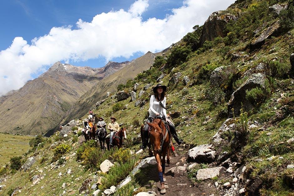 The Best Horse Riding in Peru