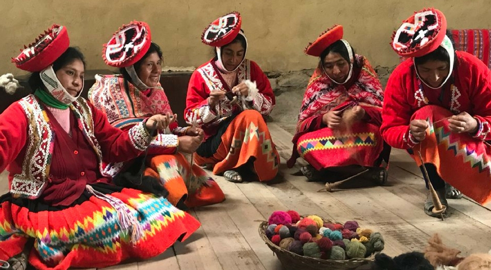 Sacred Valley Responsible Travel with Awamaki