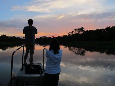 Peru Holistic Retreats at Kichic and Delfin Amazon Cruises, Aracari Travel