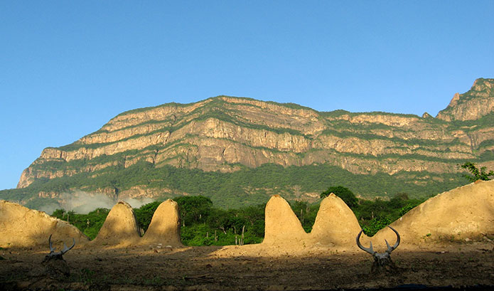Chaparri Reserve