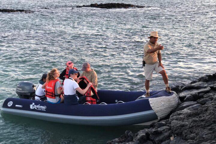 Marisol's Adventure In The Galapagos, Aracari Travel
