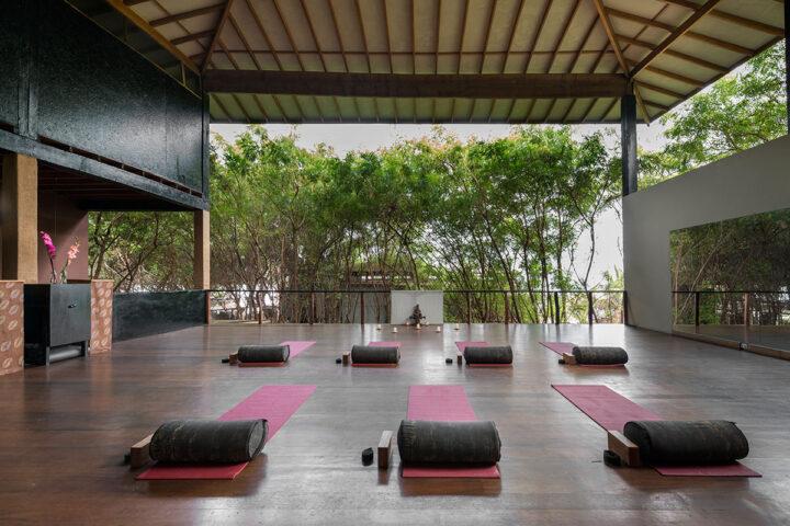 Kichic's yoga studio