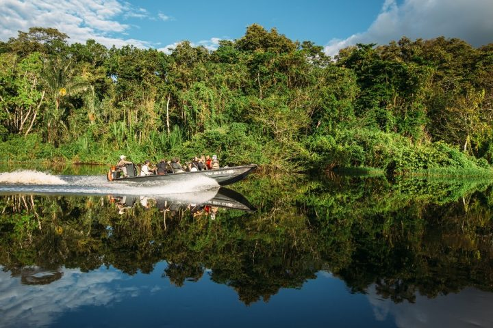 Explore The Peruvian Amazon With Aqua Expeditions' New Vessel, Aracari Travel