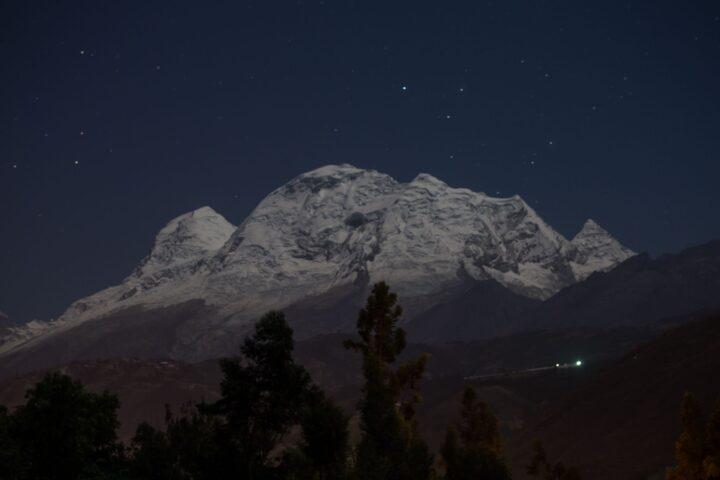Cordillera Blanca Lagunas Credit: Max Milligan