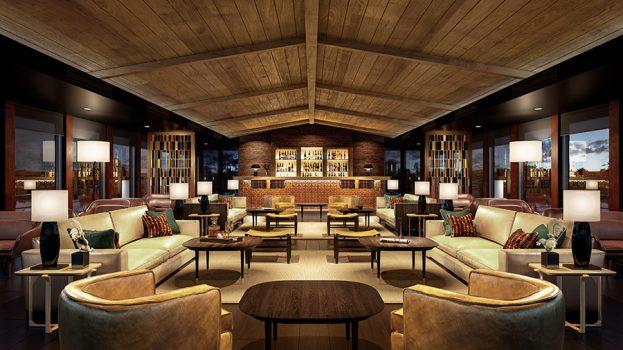 Aqua Nera Lounge