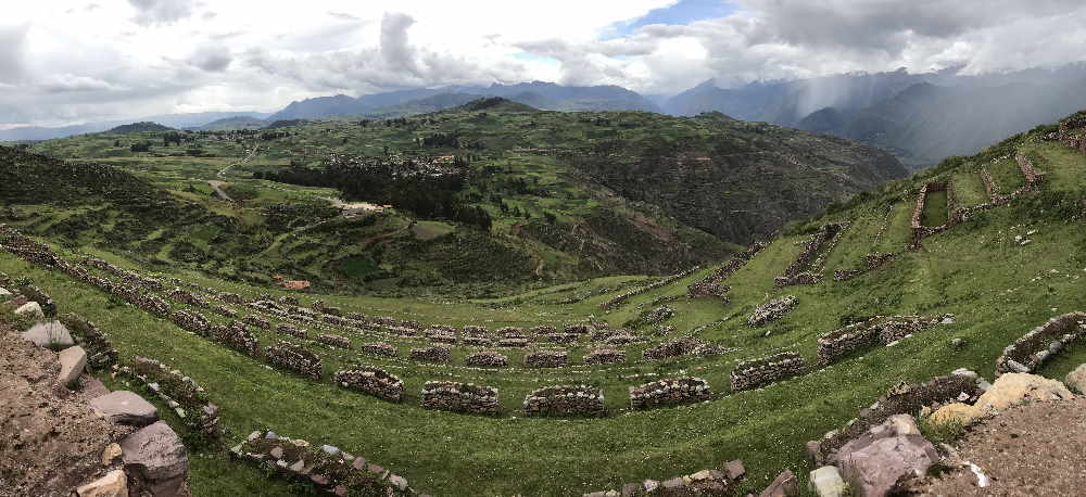 Views of the Sacred Valley