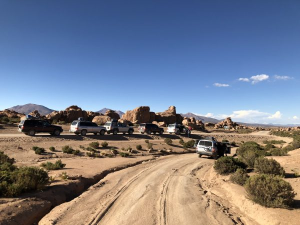 south american road trips