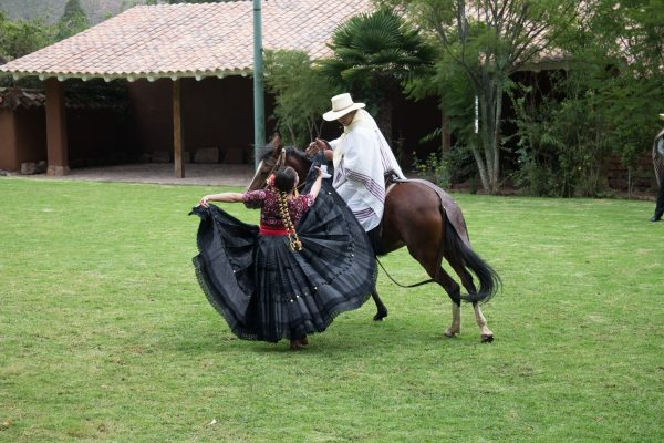 hacienda huayoccari event